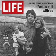Paul McCartney denies reports of his death – The Beatles Bible