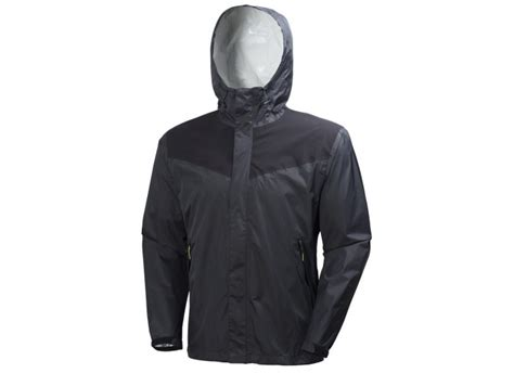 HH Magni Light Jakke HELLY TECH, Sort | WORK WEAR