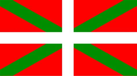 Flag Of Basque Country Clip Art at Clker
