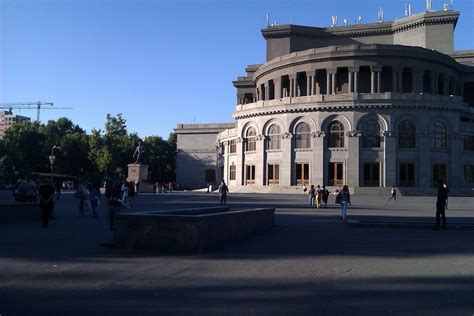 Must-Visit Attractions in Yerevan
