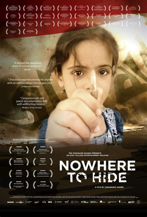 Nowhere To Hide movie, Nowhere To Hide trailer, Nowhere To