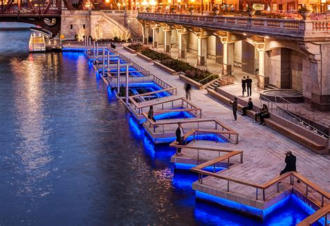 Chicago Riverwalk Projects | LED Linear™ USA