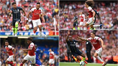 Premier League: Guess who is the fastest Arsenal player